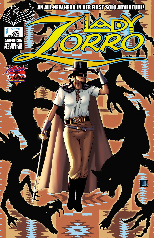 Lady Zorro 001 2020 digital Son of Ultron