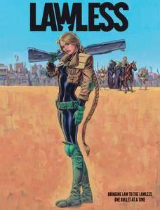 Lawless 2015 Digital Judge Dredd The Megazine 350-354360-ongoing