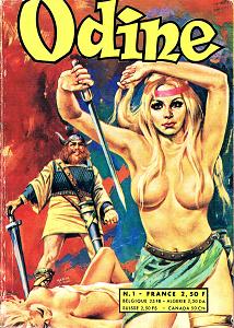 Odine - Tome 1 - La Fille d'Odin