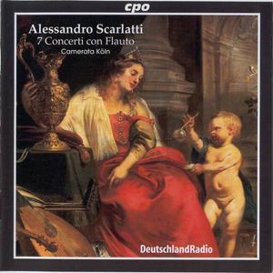 Camerata Köln - Scarlatti: 7 Concerti con Flauto (2000)