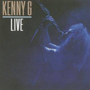 Kenny G - Live (1989) [Reissue 2015] PS3 ISO + Hi-Res FLAC