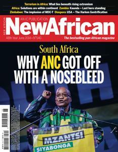 New African - June 2014