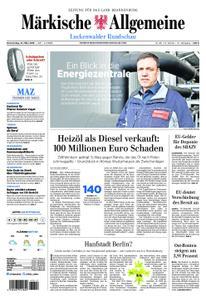 Märkische Allgemeine Luckenwalder Rundschau - 21. März 2019