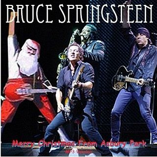 Bruce Springsteen - Merry Christmas From Asbury Park (1987)
