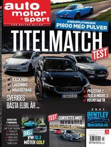 Auto Motor & Sport Sverige – 29 september 2020