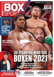 BoxSport – März 2021