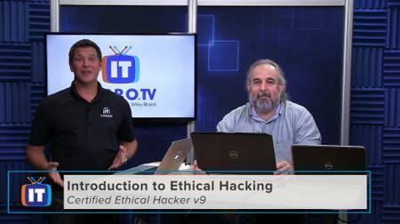ITPro.TV - Certified Ethical Hacker CEH v9
