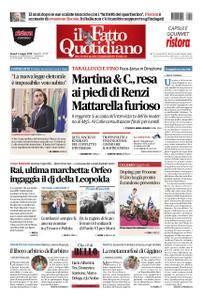Il Fatto Quotidiano - 04 maggio 2018