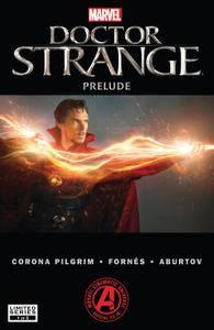 Marvels Doctor Strange Prelude 01 of 02 2016 Digital