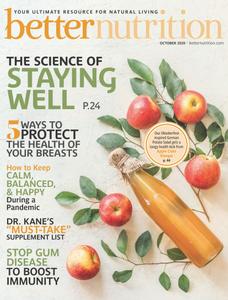 Better Nutrition - October 2020