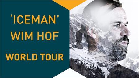 Wim Hof World Tour 2018 - Live Online Experience