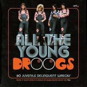 Various Artists - All The Young Droogs: 60 Juvenile Delinquent Wrecks [3CD] (2019)