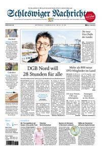 Schleswiger Nachrichten - 07. Februar 2018