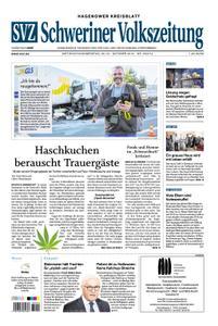 Schweriner Volkszeitung Hagenower Kreisblatt - 30. Oktober 2019