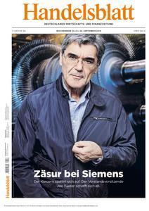 Handelsblatt - 20. September 2019