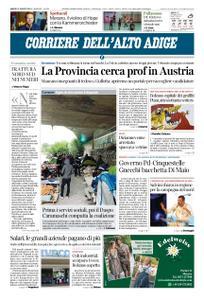 Corriere dell'Alto Adige – 31 agosto 2019