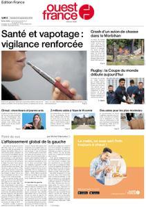 Ouest-France Édition France – 20 septembre 2019