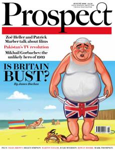Prospect Magazine - August 2009