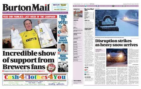 Burton Mail – December 11, 2017