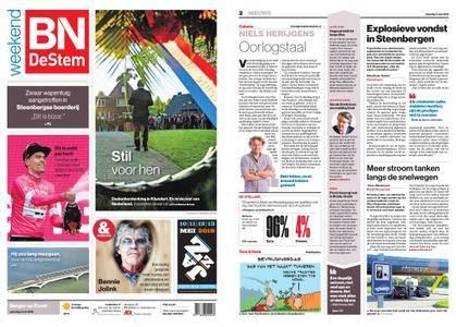 BN DeStem - Bergen op Zoom – 05 mei 2018