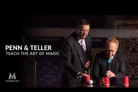 Penn & Teller Teach The Art Of Magic (2019)