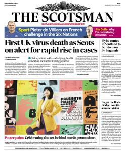 The Scotsman - 6 March 2020