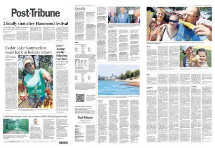 Post-Tribune – July 06, 2021
