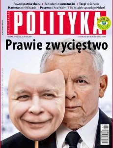 Tygodnik Polityka • 23 października 2019