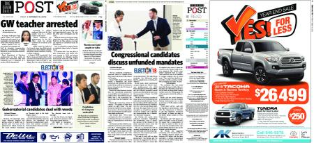 The Guam Daily Post – October 19, 2018
