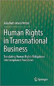 Human Rights in Transnational Business [Repost]
