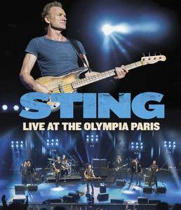 Sting - Live At The Olympia Paris (2017) [Blu-ray, 1080i]