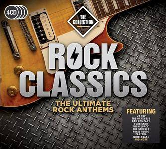 VA - Rock Classics: The Collection - The Ultimate Rock Anthems (2017)
