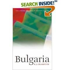 Bulgaria (Oxford History of Modern Europe)