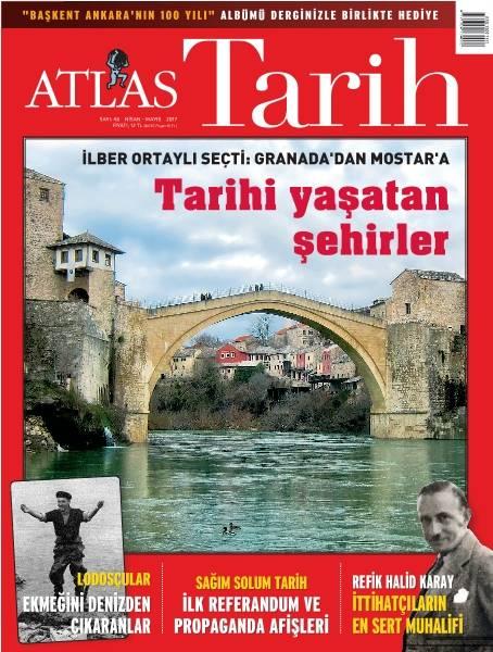Atlas Tarih - Nisan-Mayıs 2017