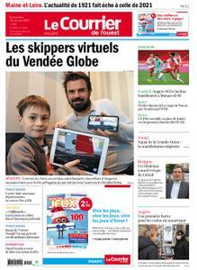 Le Courrier de l'Ouest Angers – 10 janvier 2021