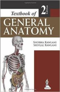 Textbook of General Anatomy, 2 edition