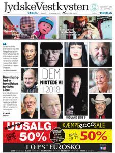 JydskeVestkysten Varde – 25. december 2018