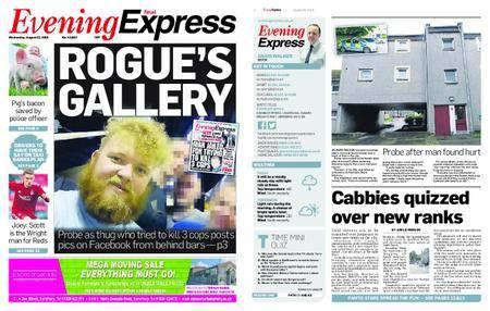 Evening Express – August 22, 2018
