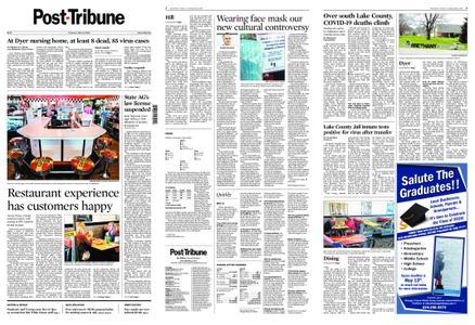 Post-Tribune – May 12, 2020
