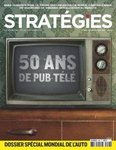 Stratégies - 27 Septembre 2018