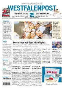 Westfalenpost Wetter - 07. Mai 2018