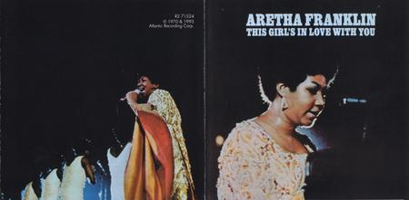 Aretha Franklin - This Girl's In Love With You (1970) [1993, Reissue]