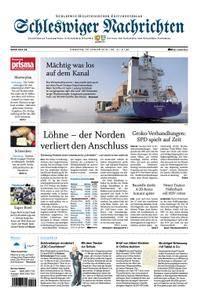 Schleswiger Nachrichten - 23. Januar 2018