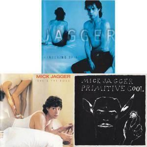 Mick Jagger: She's The Boss `85 & Primitive Cool `87 & Wandering Spirit `93 [Japanese Ed.]