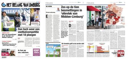 Het Belang van Limburg – 01. augustus 2020