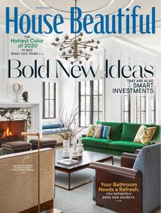 House Beautiful USA - March 2020