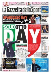 La Gazzetta dello Sport Roma – 13 aprile 2019