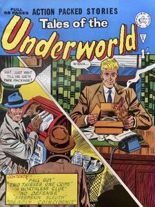 Tales of the Underworld 001 1960 Alan Class UK c2c