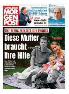 Hamburger Morgenpost – 09. März 2020