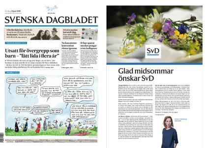 Svenska Dagbladet – 21 juni 2019